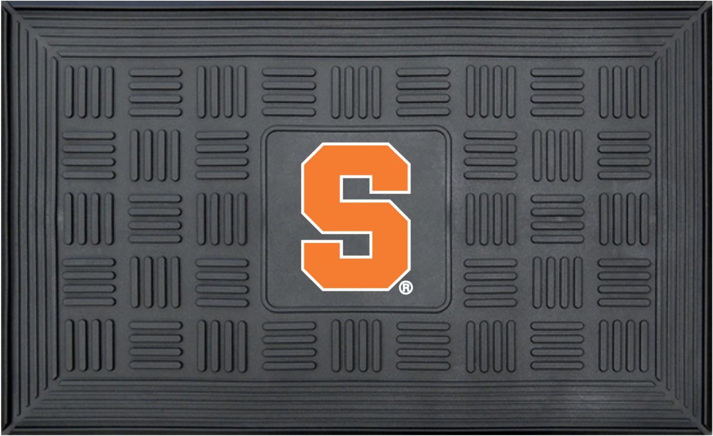 FANMATS Syracuse Orange  Door Mat