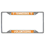 FANMATS Tennessee Volunteers License Plate Frame