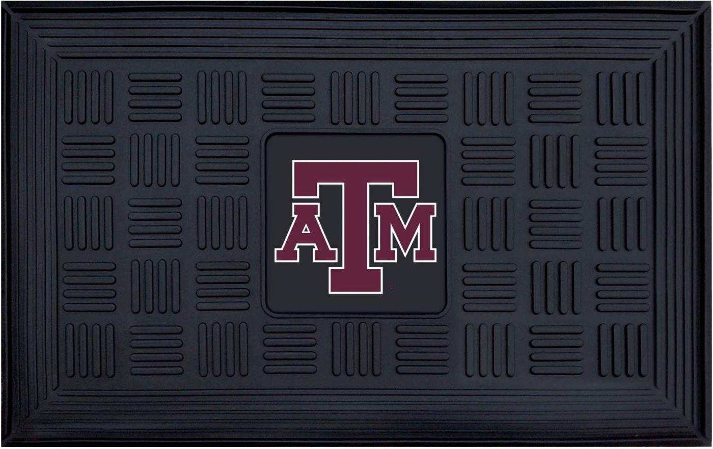 FANMATS Texas A&M Aggies  Door Mat