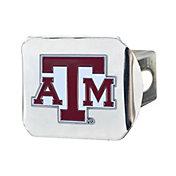 FANMATS Texas A&M Aggies Chrome Hitch Cover