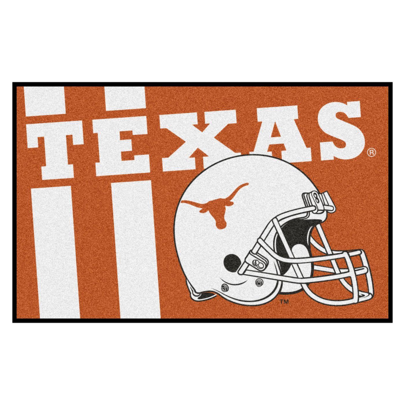FANMATS Texas Longhorns Starter Mat