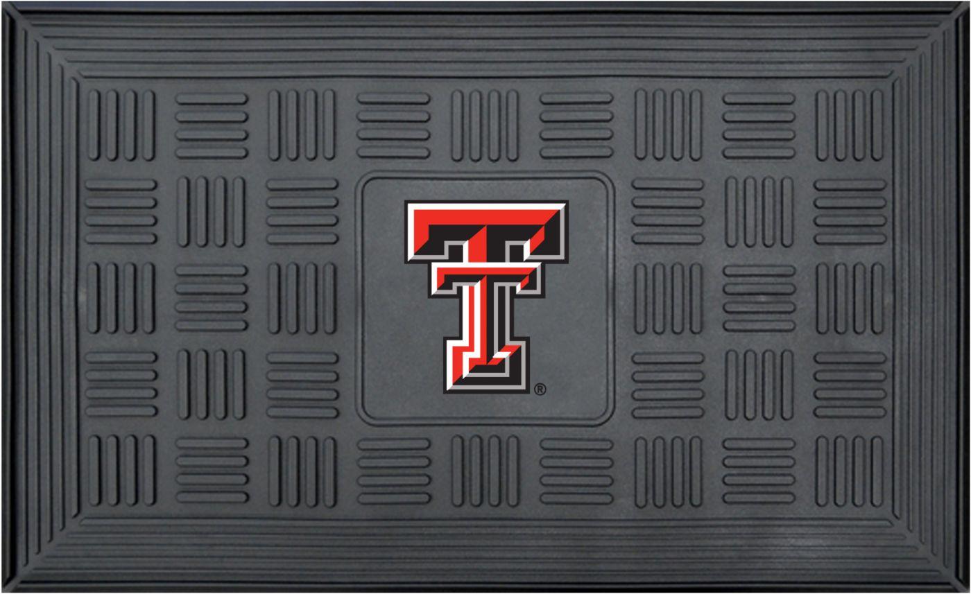 FANMATS Texas Tech Red Raiders  Door Mat