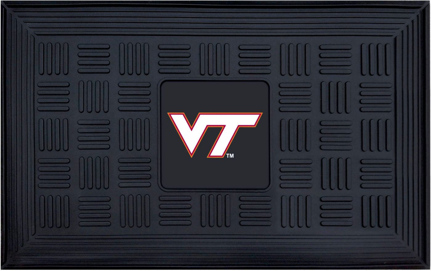 FANMATS Virginia Tech Hokies  Door Mat