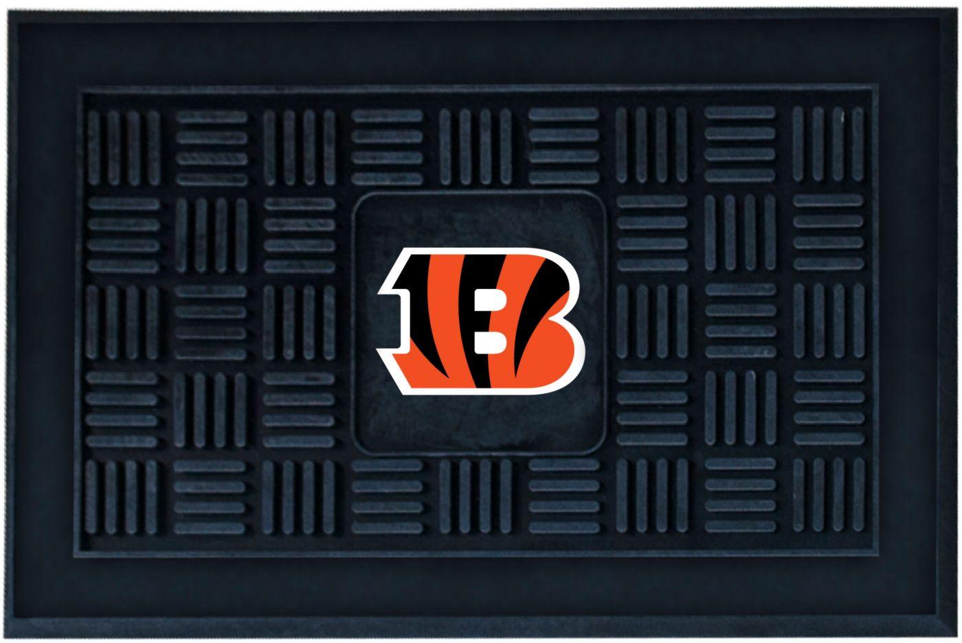FANMATS Cincinnati Bengals  Door Mat
