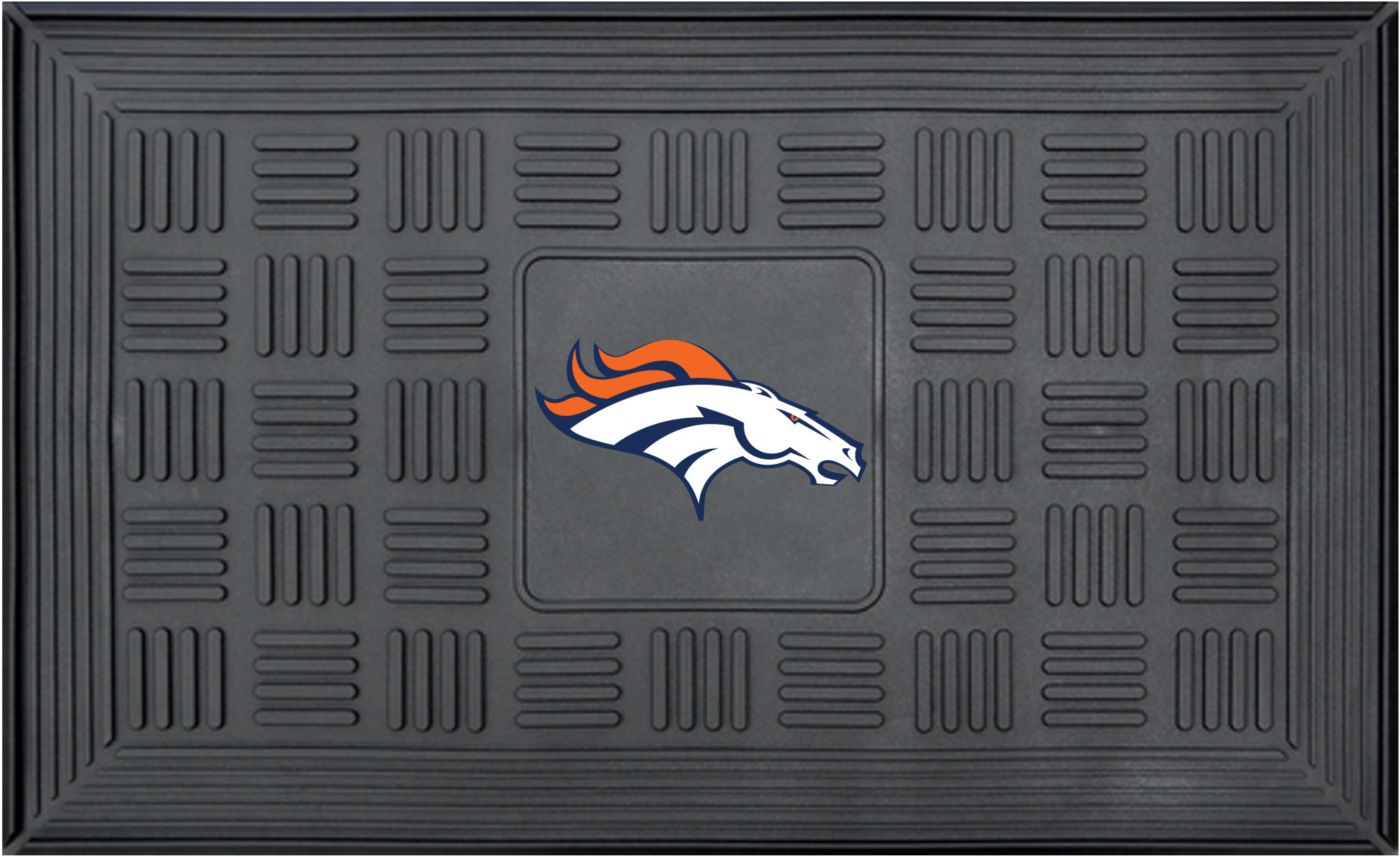 FANMATS Denver Broncos  Door Mat