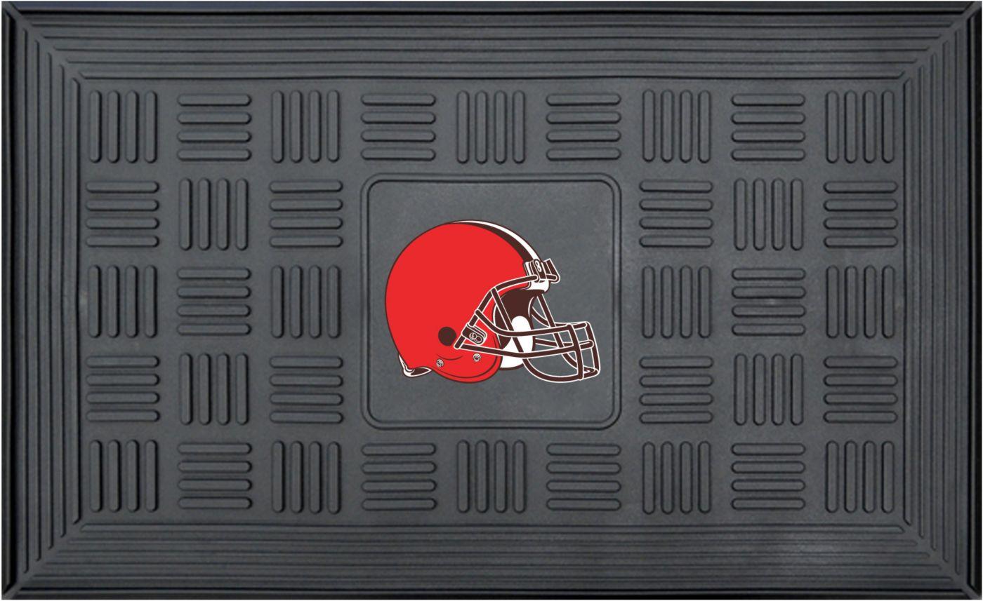 FANMATS Cleveland Browns  Door Mat