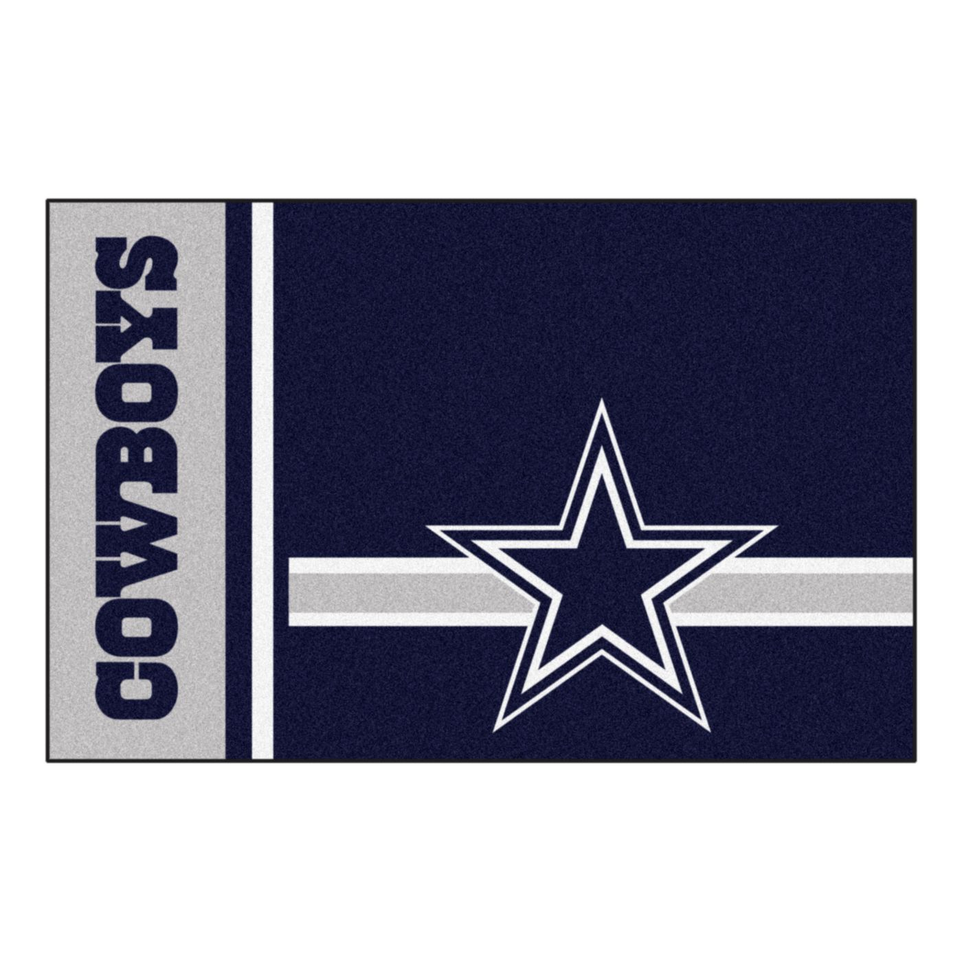 FANMATS Dallas Cowboys Starter Mat