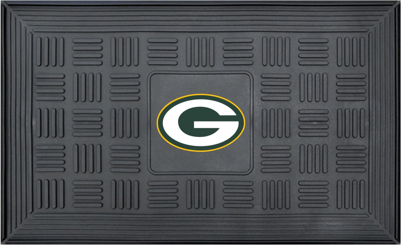 FANMATS Green Bay Packers  Door Mat