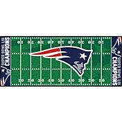 FANMATS Super Bowl LIII Champions New England Patriots Runner Mat