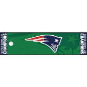 FANMATS Super Bowl LIII Champions New England Patriots Putting Mat