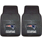 FANMATS Super Bowl LIII Champions New England Patriots Car Mat