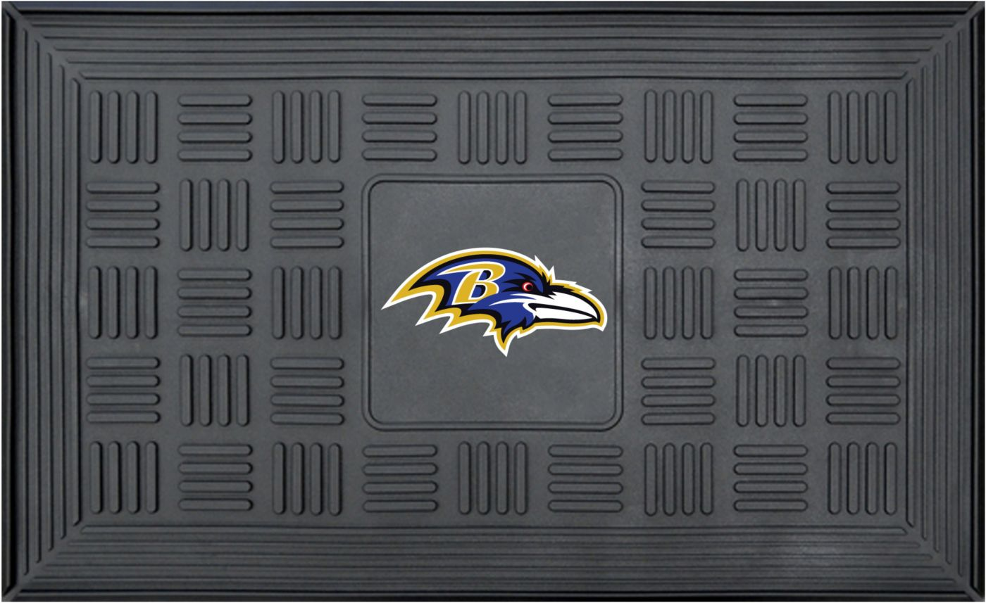 FANMATS Baltimore Ravens  Door Mat