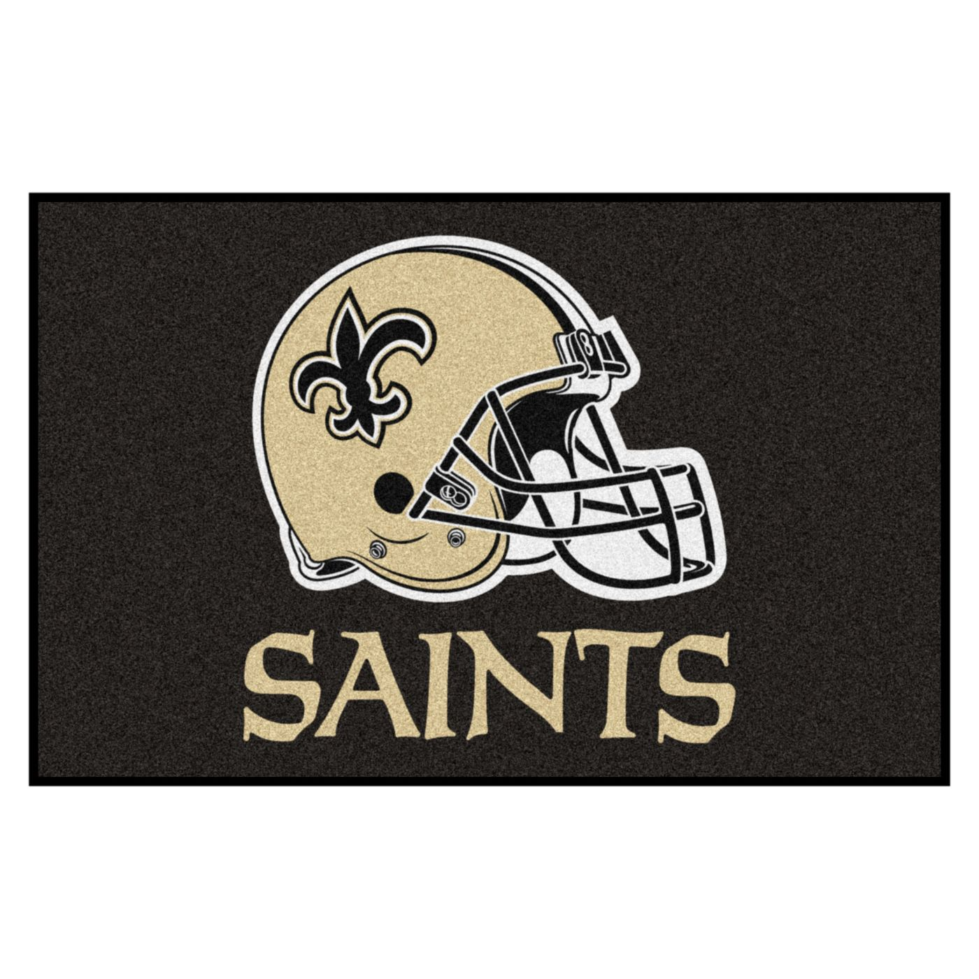 FANMATS New Orleans Saints Starter Mat