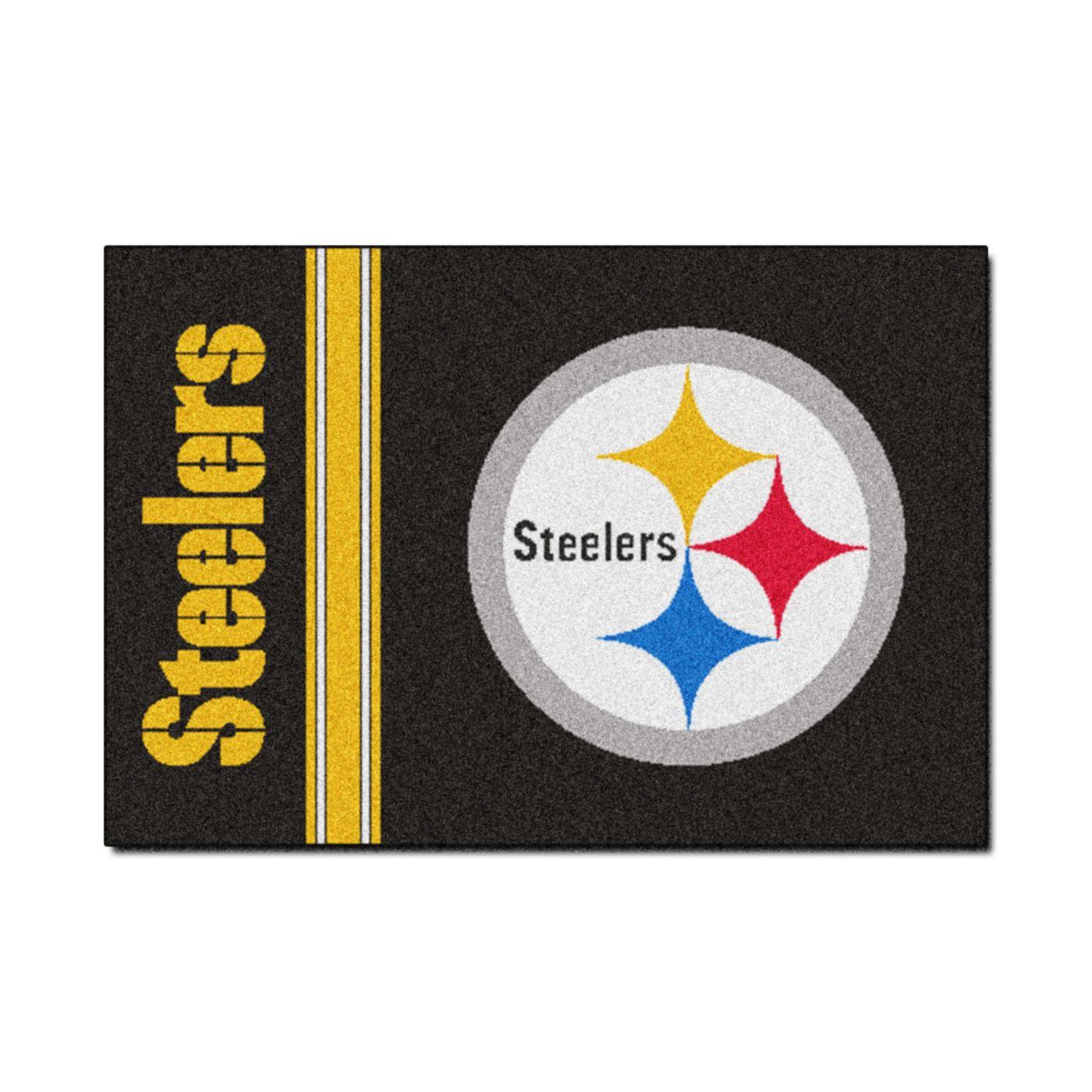FANMATS Pittsburgh Steelers Starter Mat