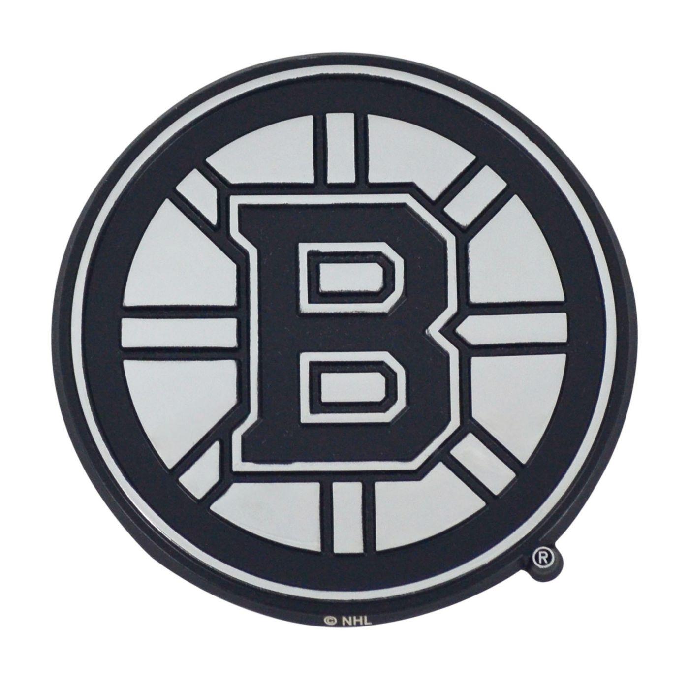 FANMATS Boston Bruins Chrome Emblem