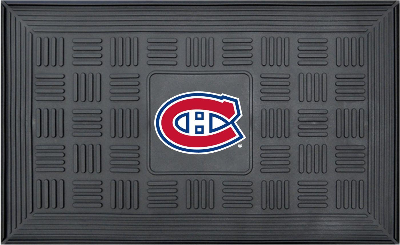 FANMATS Montreal Canadiens Door Mat