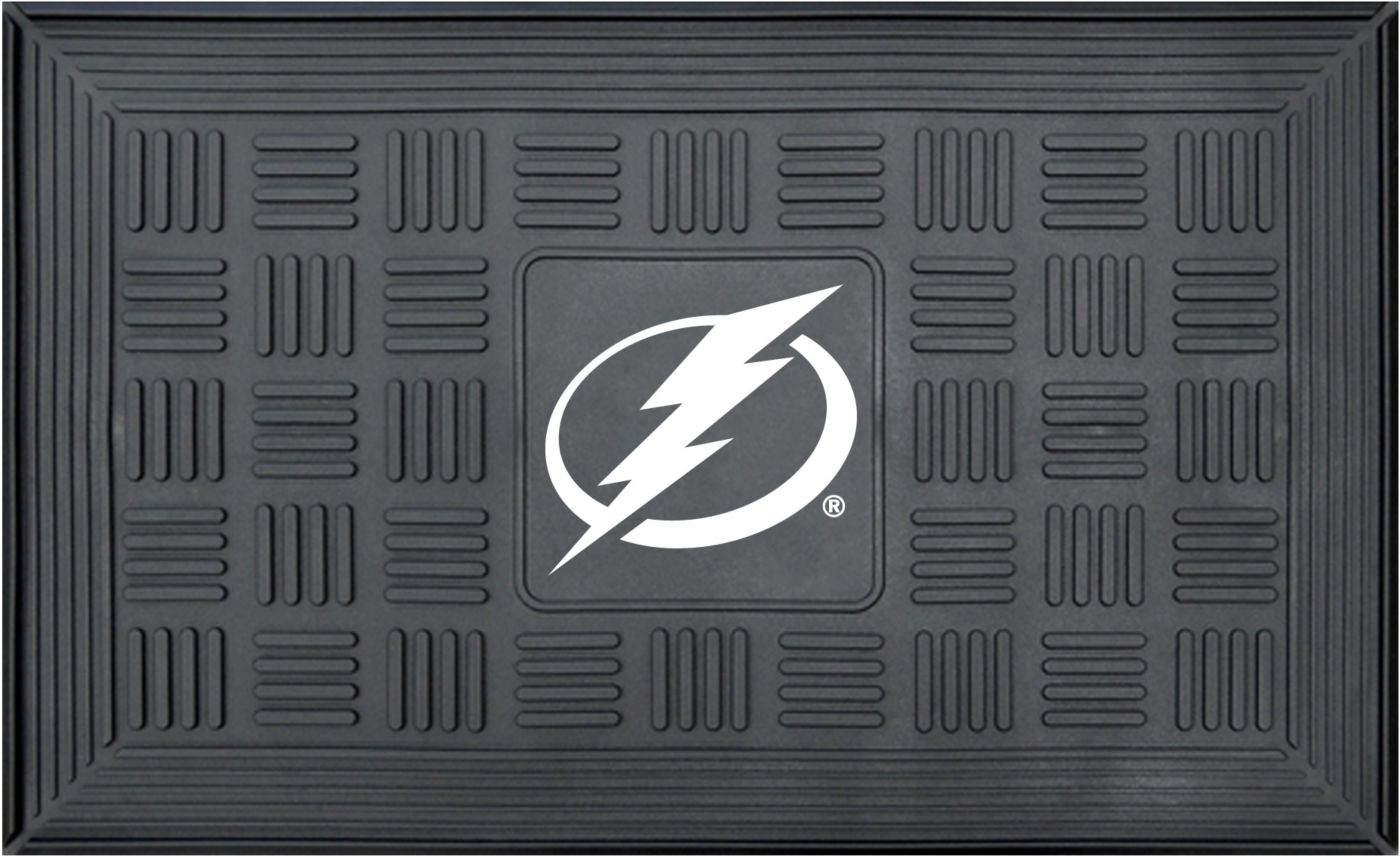 FANMATS Tampa Bay Lightning Door Mat