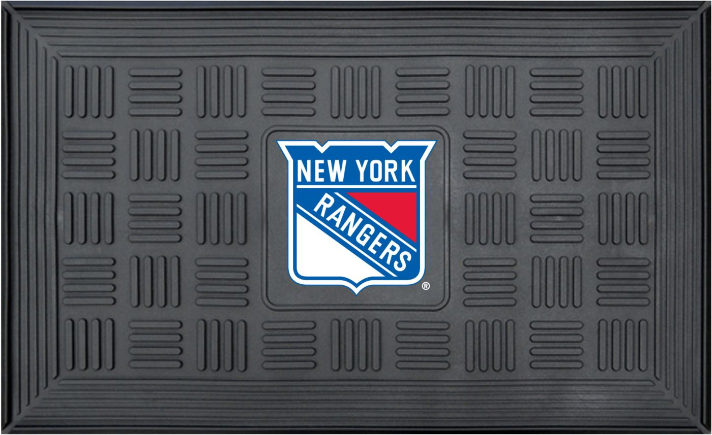 FANMATS New York Rangers Door Mat
