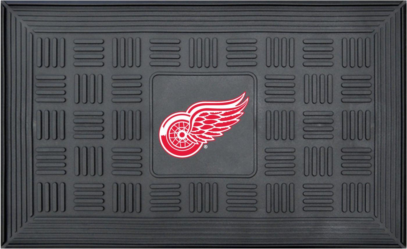 FANMATS Detroit Red Wings Door Mat