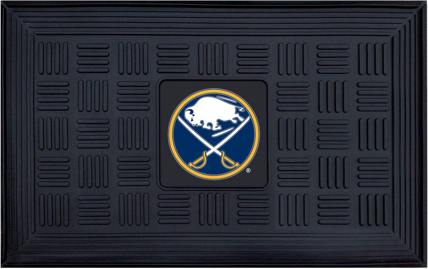 FANMATS Buffalo Sabres Door Mat