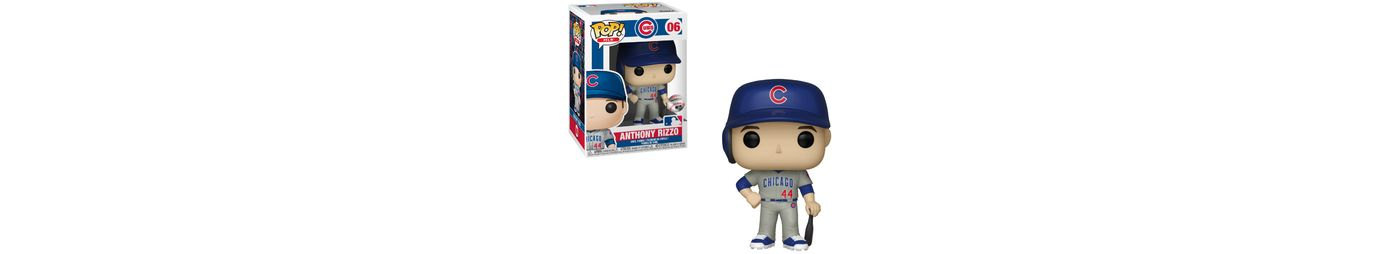 Funko POP! Chicago Cubs Anthony Rizzo Figure