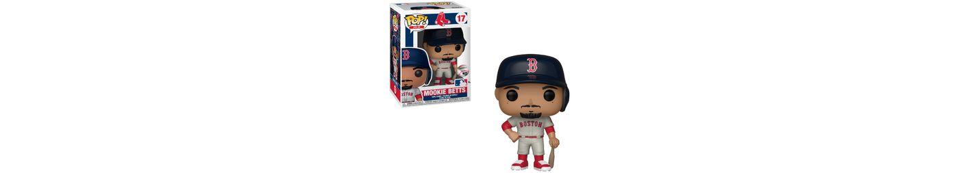 Funko POP! Boston Red Sox Mookie Betts Figure