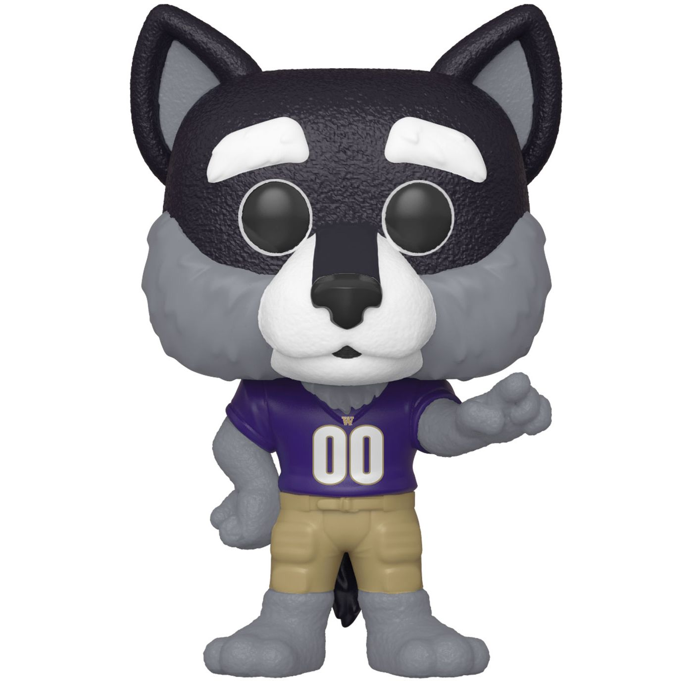 Funko POP! Washington Huskies Mascot Figure