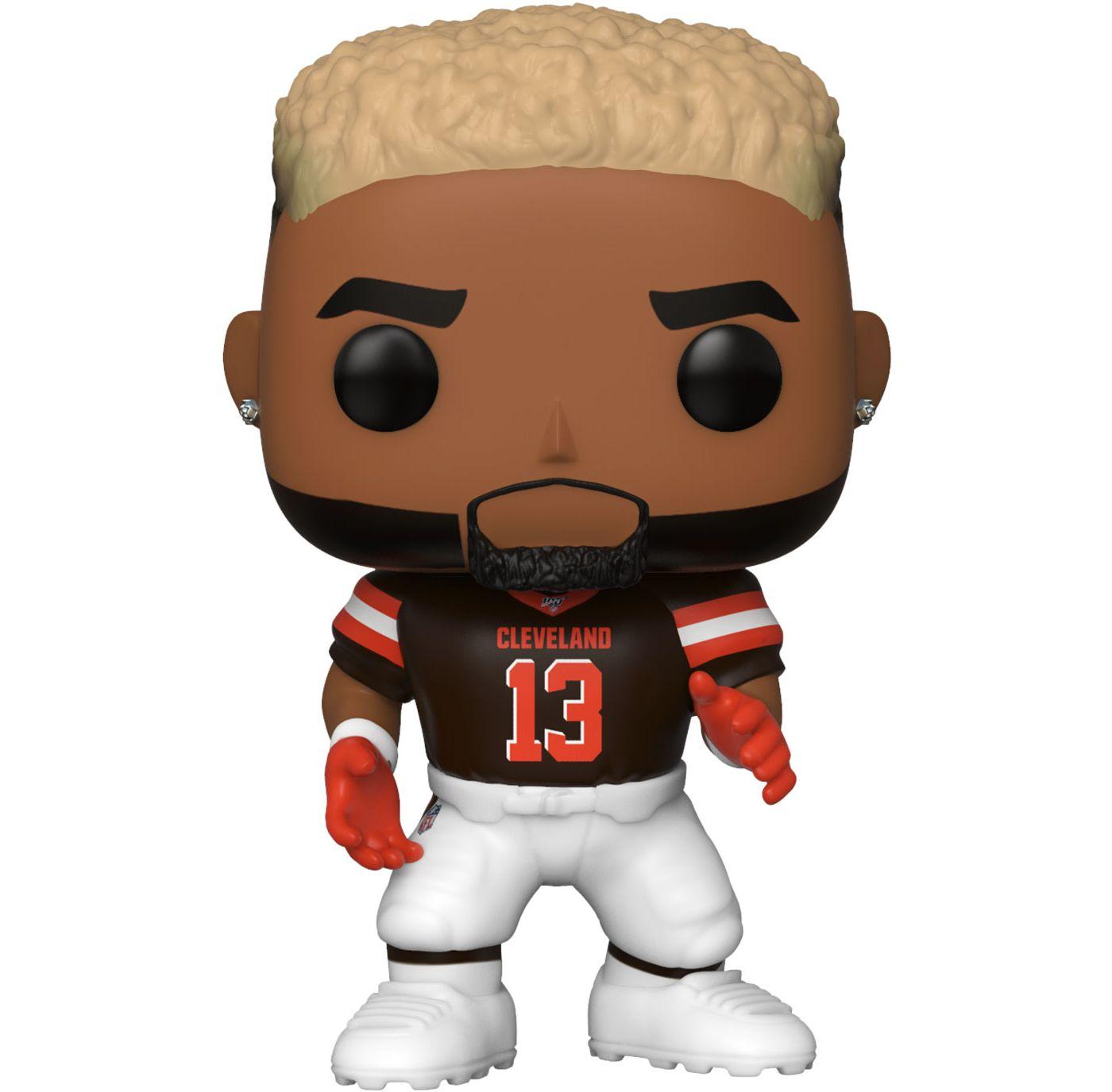 Funko POP! Cleveland Browns Odell Beckham Jr. Figure