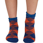 Field & Stream Boys' Cozy Cabin Buff Check Crew Socks