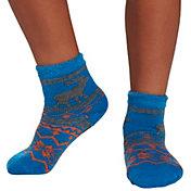 Field & Stream Youth Cozy Cabin Moose Nordic Crew Socks