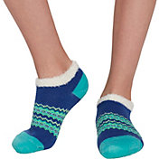 Field & Stream Girls' Cozy Cabin Fairisle Ankle Socks