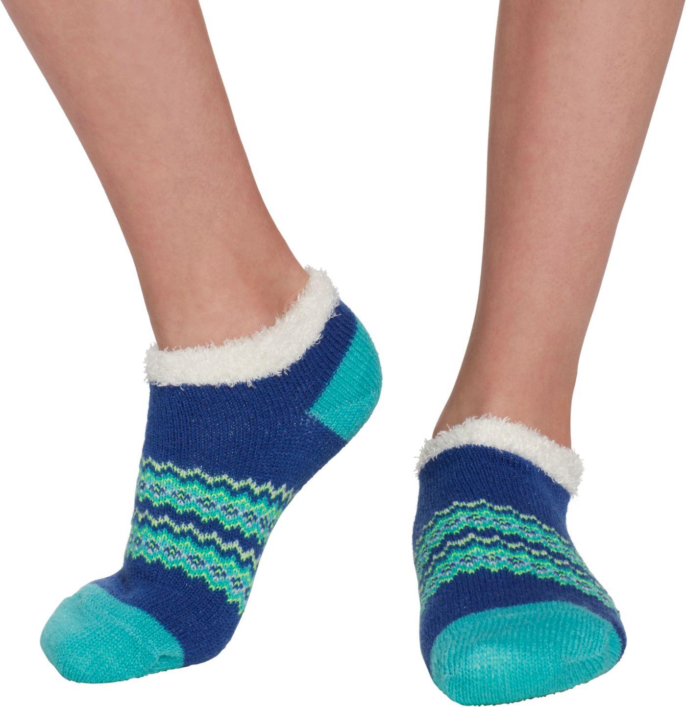 Field & Stream Girls' Cozy Cabin Fairisle Ankle Socks