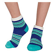 Field & Stream Girls' Cozy Cabin Tribal Crew Socks