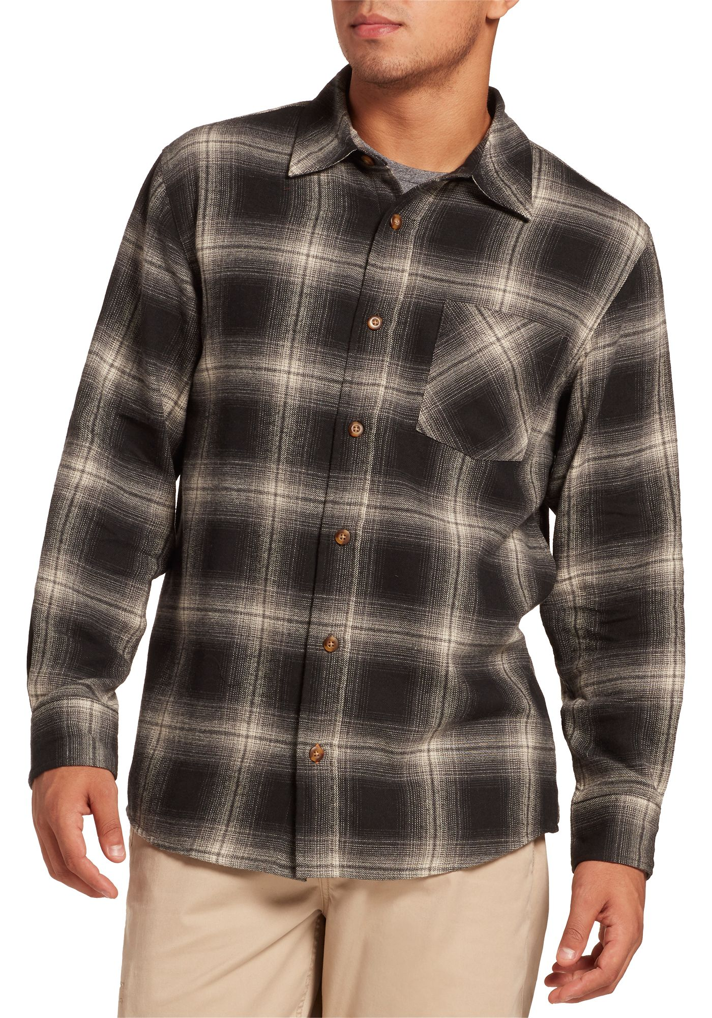 Field and Stream Men's Classic Lightweight Flannel