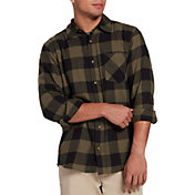 Field & Stream Men's Classic Lightweight Flannel Button Up Long Sleeve Shirt (Regular and Big & Tall)