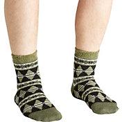 Field & Stream Men's Cozy Cabin Tribal Stripe Socks