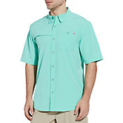 Field & Stream Men's Deep Runner Stretch Button Up Shirt