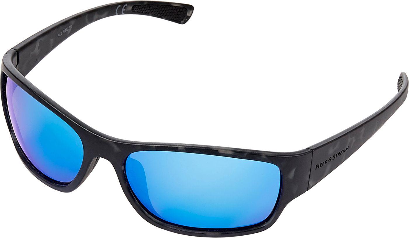 Field & Stream Men's FS1905 Grey Camo Polarized Sunglasses