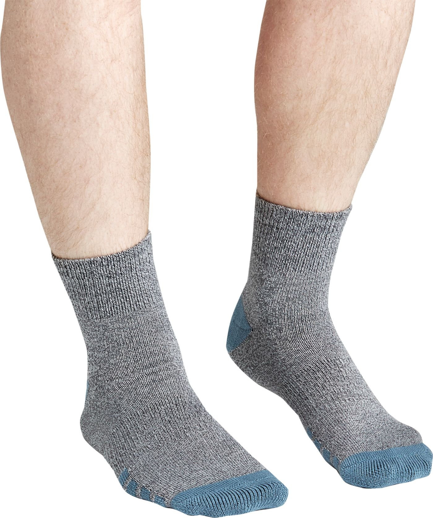 Field & Stream Men's Cozy Explorer Quarter Socks