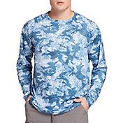 Field & Stream Men's Tech Printed Long Sleeve Shirt