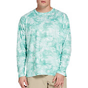 Field & Stream Men's Tech Printed Long Sleeve Shirt
