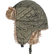 Field and Stream Quilted Trapper Hat