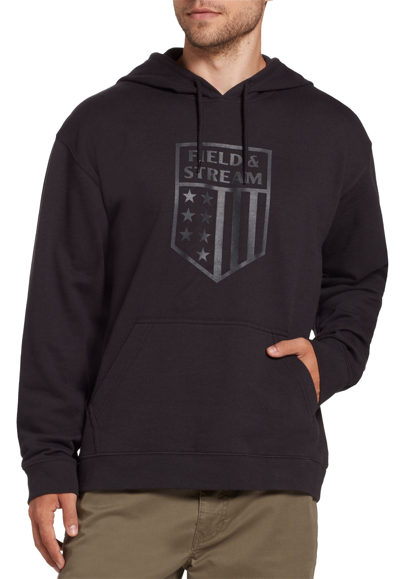 Field & Stream Men's Graphic Hoodie (Regular and Big & Tall)