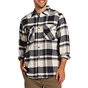 Field and Stream Men's Heritage Midweight Flannel (Regular and Big & Tall)