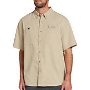 Field & Stream Men's Latitude II Woven Fishing Button Down T-Shirt