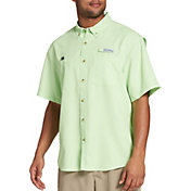 Field & Stream Men's Latitude II Woven Fishing Button Down T-Shirt