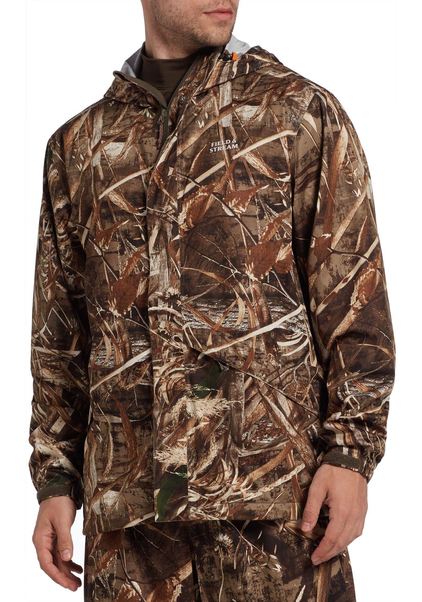 Field & Stream Men's Every Hunt Packable Rain Jacket