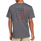 Field and Stream Men's Short Sleeve Graphic T-Shirt