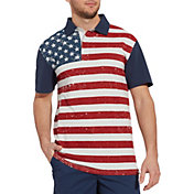 Field & Stream Men's Stars & Stripes Polo Shirt