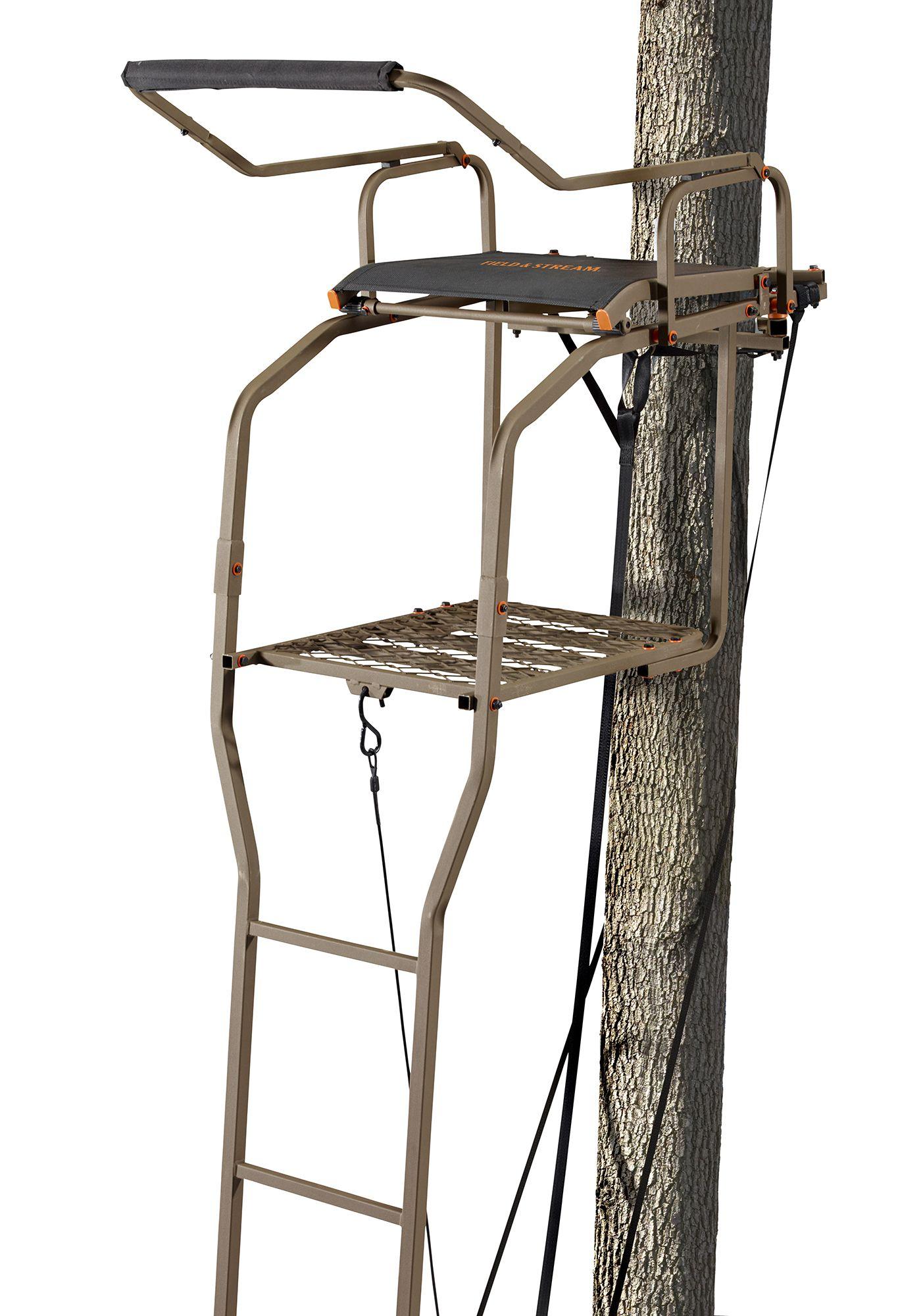 Field & Stream Lookout Deluxe Ladder Treestand